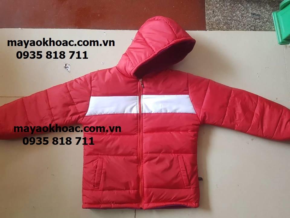 May áo gió áo khoác từ thiện