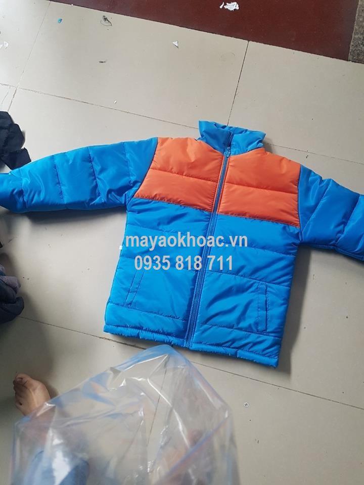 Xưởng May Aó gió áo khoác trẻ em